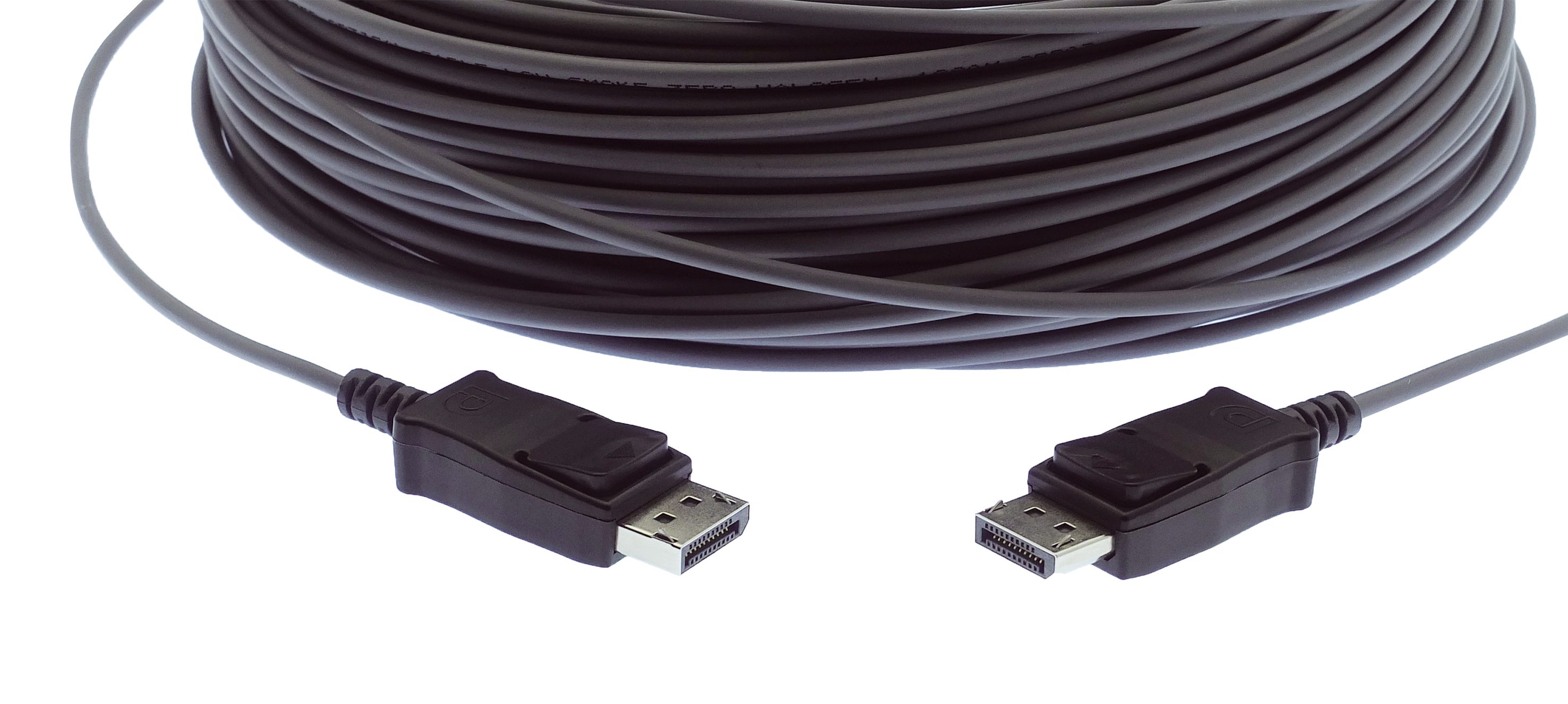 DisplayPort 1.2a Hybrid Cable