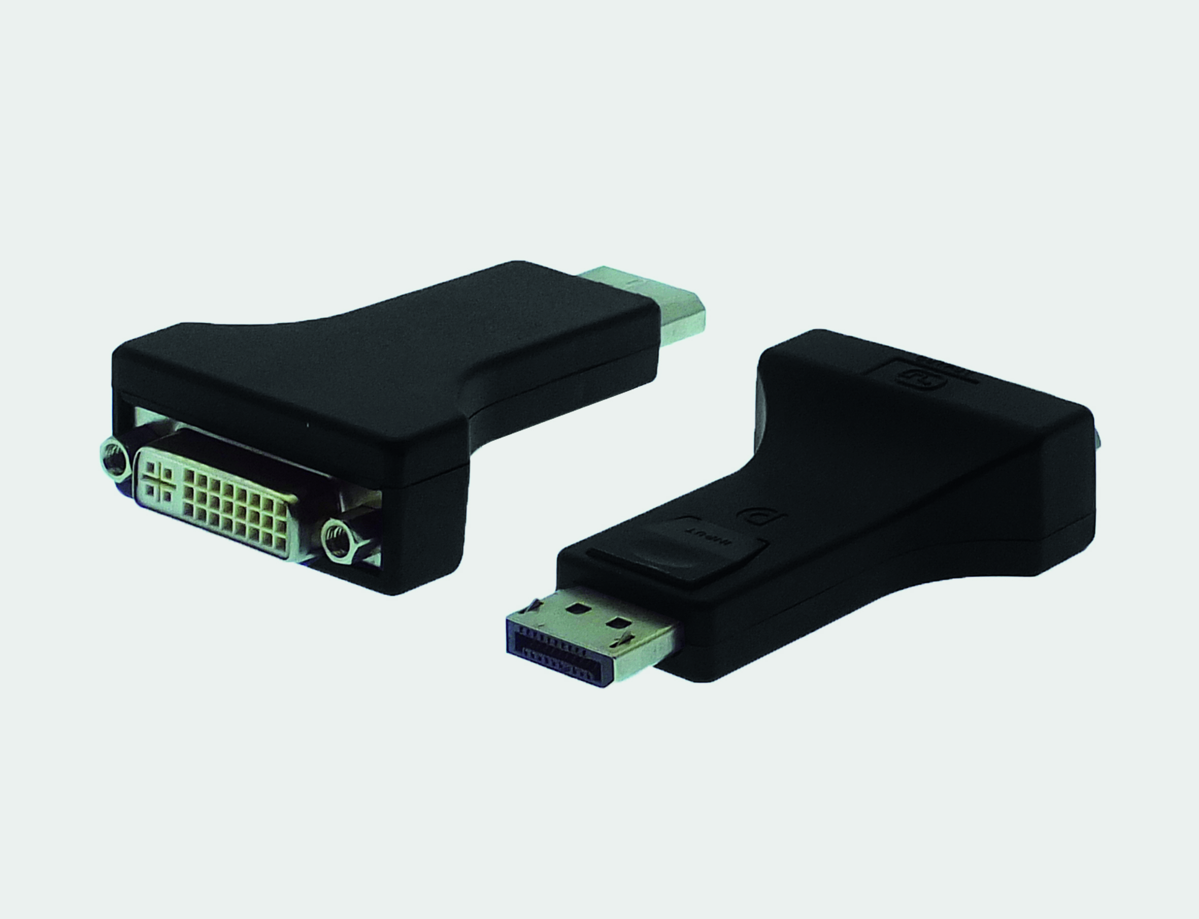 Adapter DisplayPort Male / DVI Female