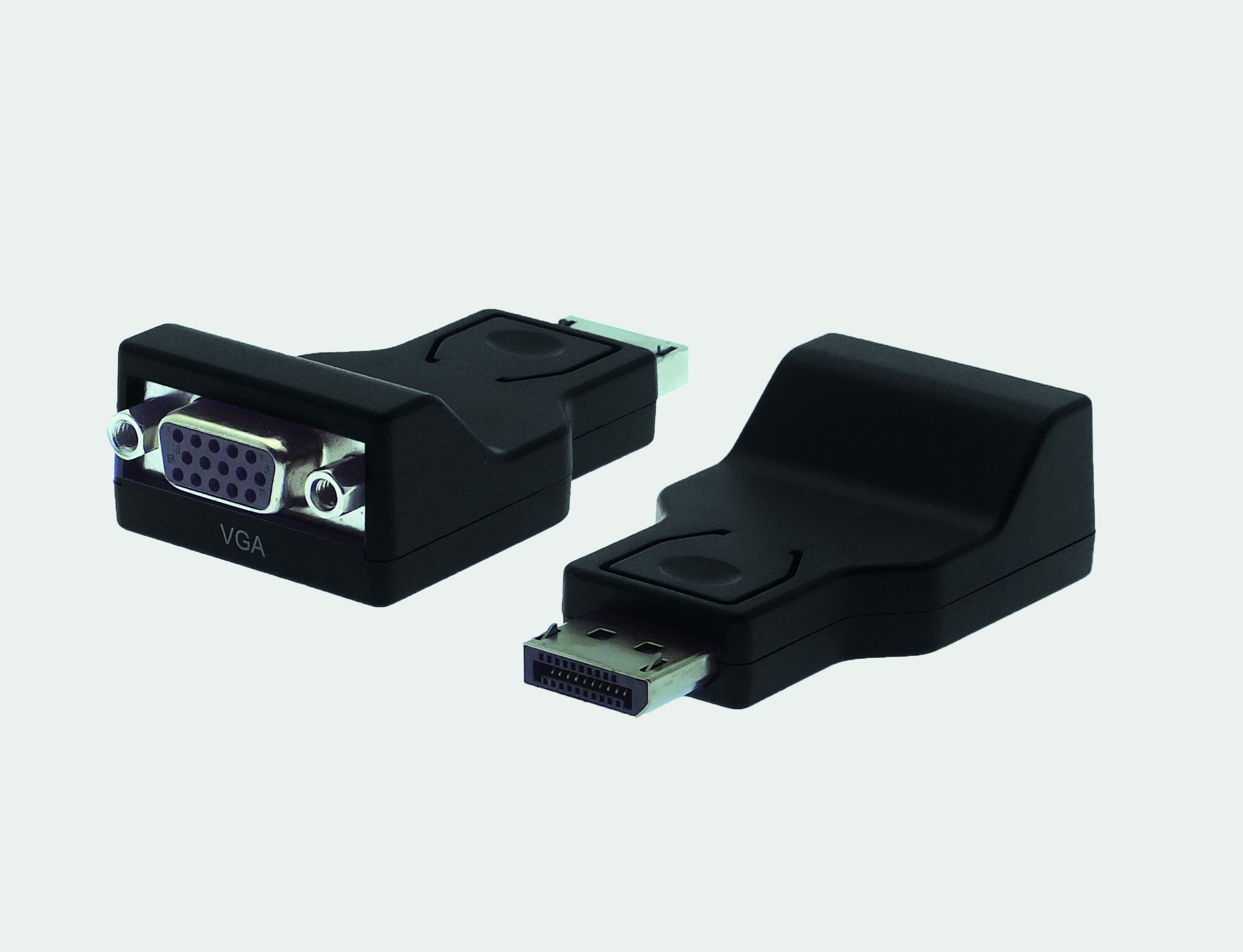 Adapter DisplayPort Male / VGA HD15 Female