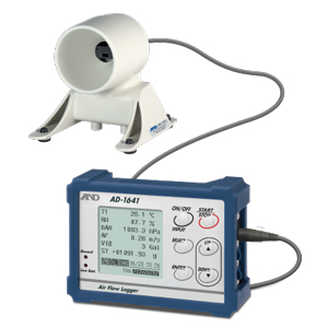 AD-1641 Air Flow and Environment Logger