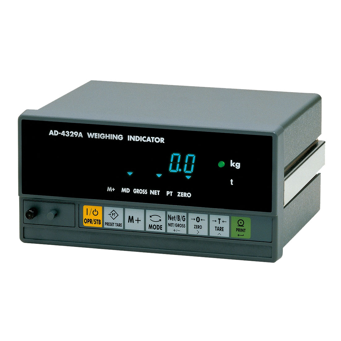 AD-4329 Static Weighing Indicator - Option