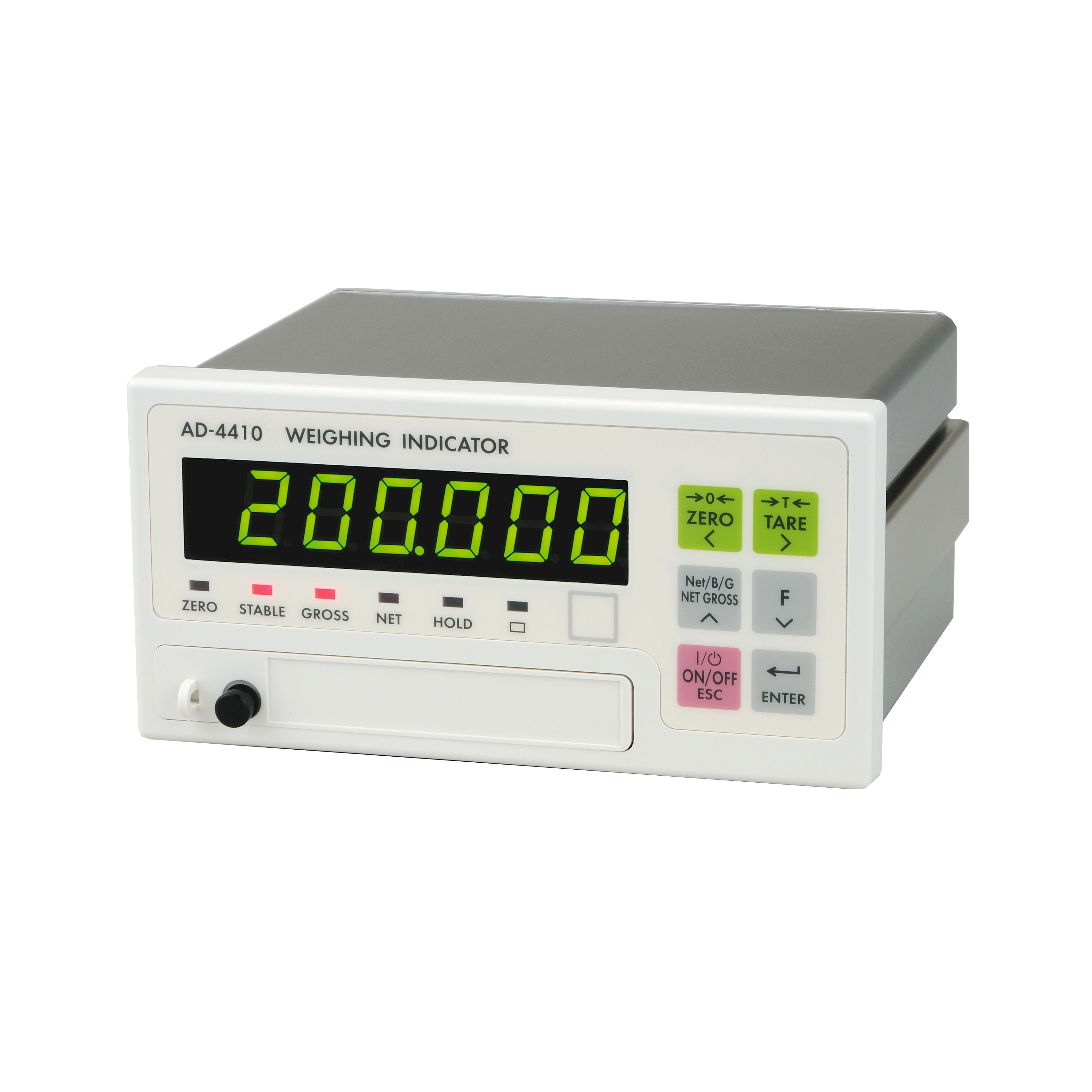 AD-4410 High Speed Anti-Vibration Weighing Indicator - Option