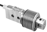 LC-4221 Series Stainless Steel Loadcells with Bellows Protection