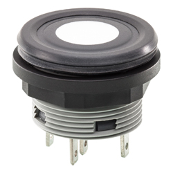 Shortron/Tactile Membrane Pushbutton
