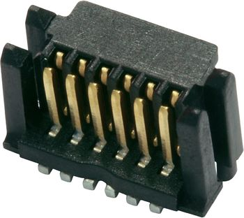 Micro Stac Connector System