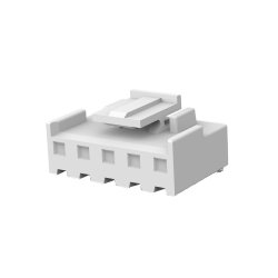 Economy power (EP) connector series, rectangular power connector