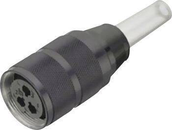 M25 female cable connector