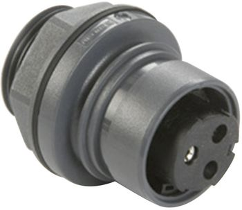 Bullet connector Plug, mount Series (connectors): PXP