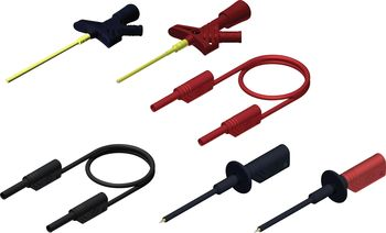PMS 1600 Safety test lead set