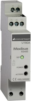 Modbus interface to the energy counters