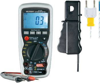 AT-400 Handheld multimeter
