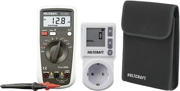 Energy-saving measurement set VC 165 TRMS