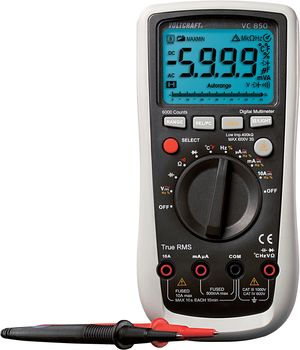 Handheld multimeter Digital VC850