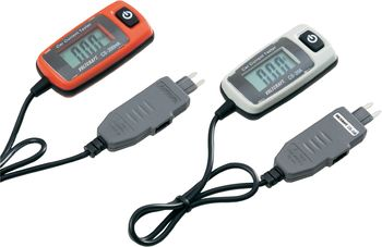 Mini flat fuse current tester set