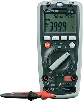 MT-52 Handheld multimeter