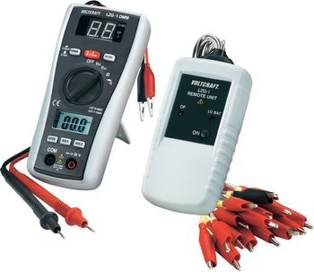 Multimeter with cable tester LZG-1 DMM