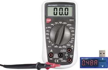 VC130-1+PM-37 Handheld multimeter
