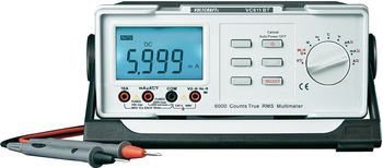 VC611BT Bench multimeter