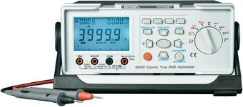 VC650BT Bench multimeter