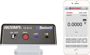 VC810 Bluetooth adapter