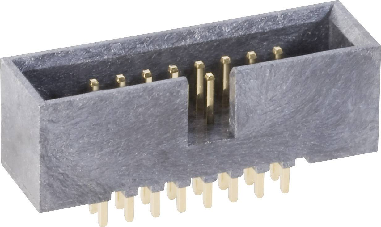 Straight Pin Header, PCB Mount