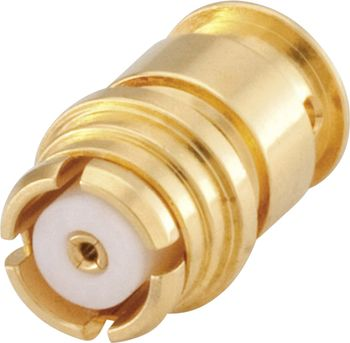 SMP connector Socket, straight