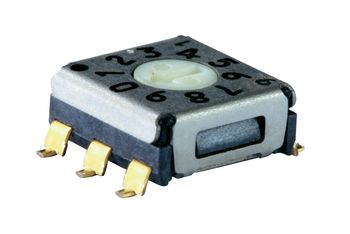 Coded rotary switch SMR