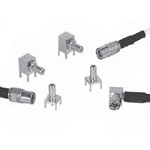 SSMB Series - SSMB-Type Coaxial Connectors