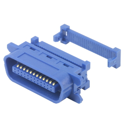 57F Series Flat Cable Crimping Connector