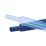 Heat shrinkable tube (heat resistant and 150°C and black)
