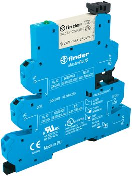 Interface relay master plus 39.61 (EMR)