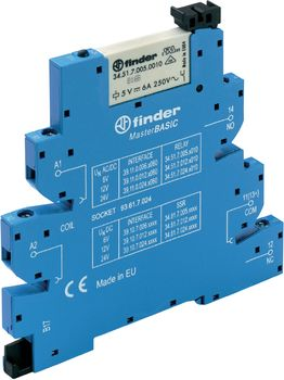 MasterBASIC coupler relay 39.11 (EMR)
