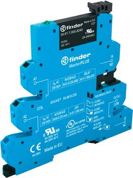 Interface relay master plus 39.60 (SSR)