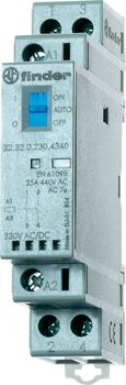 Installation protection 22.32 series, 25 A
