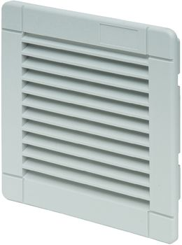 EMC Control cabinet outlet filter
