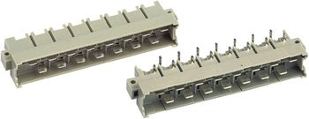 Male Multi-point Connector - Design H