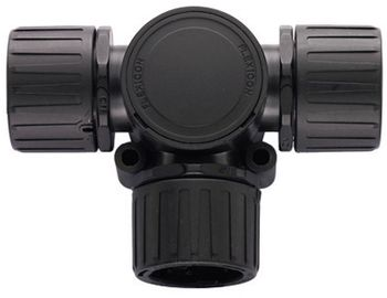 Helaguard T-Connector With Inspection Lid