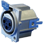 XLM Series Receptacle
