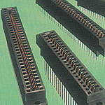 4-mm Pitch Card Edge Connector 1150N Series