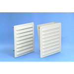 Ventilation Louver, for Outdoor Use