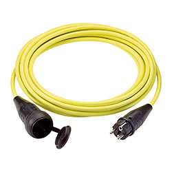 ÖLFLEX® PLUG Extension Cable 540 P safety yellow*