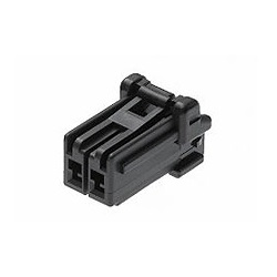 CP-3.3 3.30 mm Pitch Inertia Lock Wire-to-Wire System Receptacle (504693)