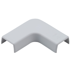 Puramall trunking curved accessories
