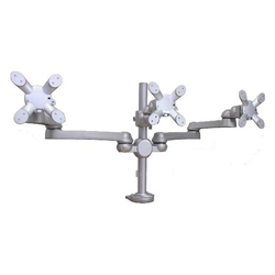 Horizontal Multi Joint Arm 3 Screens