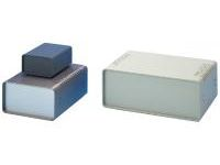 Aluminum Control Box UC Type (Front and Back Panel Type)