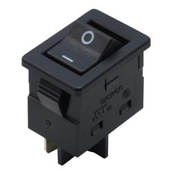 Sealing Rocker Switch, A8W