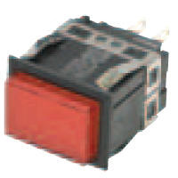Illuminated Push Button Switch (Rectangular Body) A3K, Optional Part