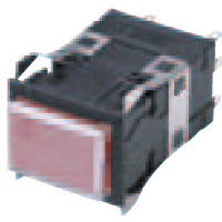 Illuminated Push Button Switch (Rectangular Body) A3P, Optional Part