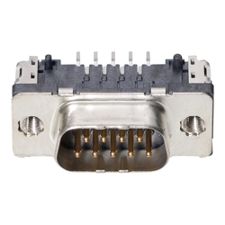 D-Sub Connector, SMT Type - XM3