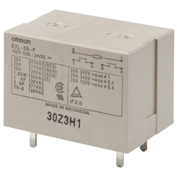 Power Relay, G7L, Printed Circuit Board Terminal